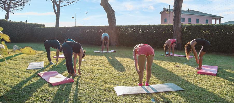 Stage de Pilates en Italie