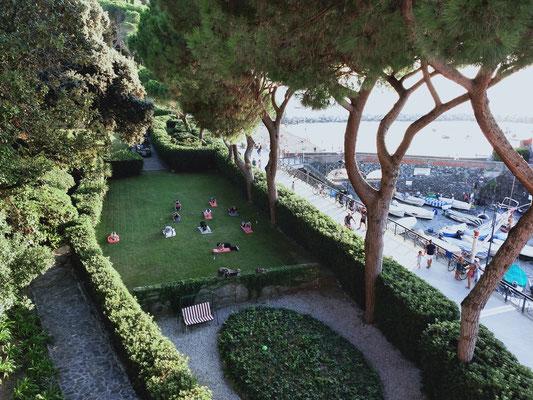 Jardin du séjour Pilates & dolce vita