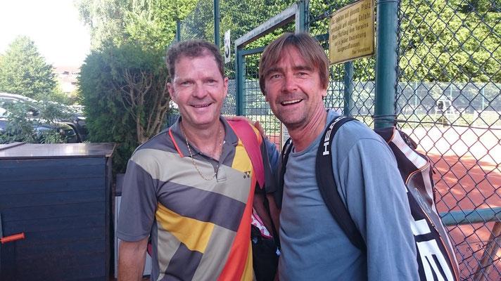 Thorsten Winkler im Halbfinale