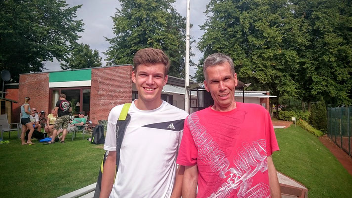 Florian Schwill - Andreas Lehmann 7:5 1:6 10:12