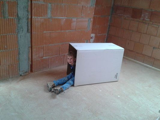 Matteo in the box