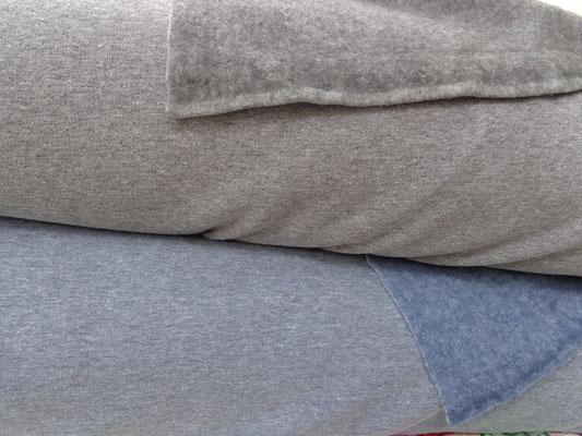 Sweaty meliert mit passenden Bündchen