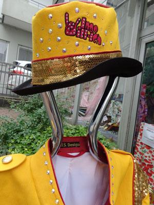 Kostüm für Ingo Willich - Hut