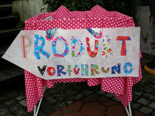 1.Kreativ-Hausmesse bei Inspiration Stoffe in Backnang