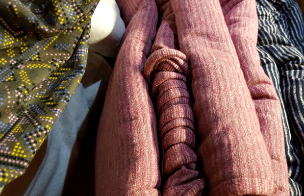 Jersey aus Hanf und Organic Cotton