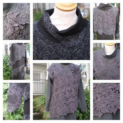 Winter Kleider mit ein paar Details: hier ist das Material wichtig
