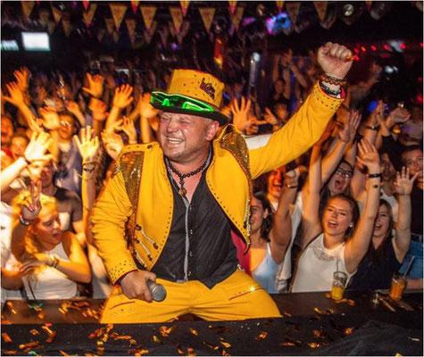 Party-König Ingo Willich