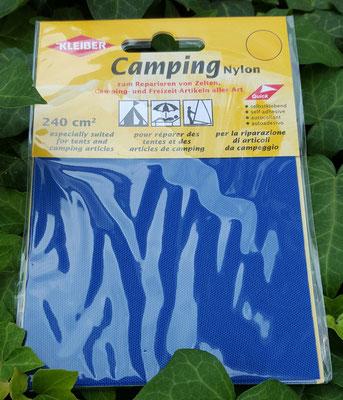 Camping Nylon selbstklebend, royalblau