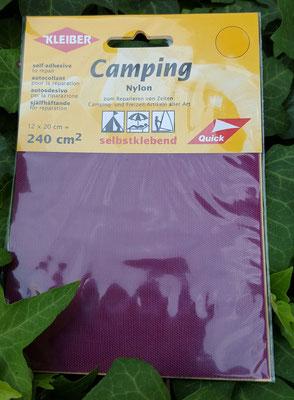 Camping Nylon selbstklebend, beere
