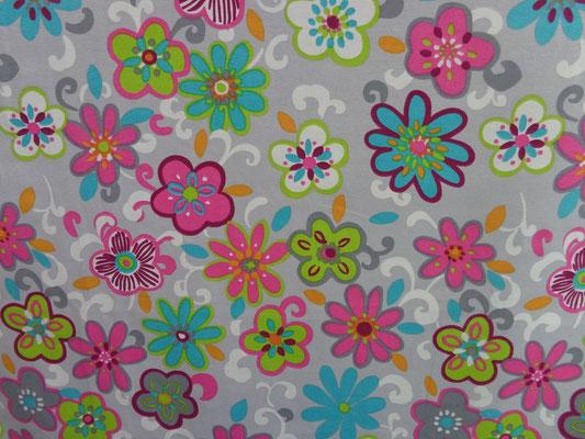 Jersey - Blumen