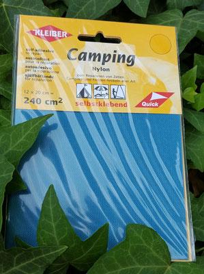 Camping Nylon selbstklebend, türkis