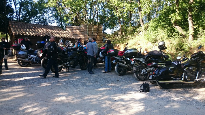 Groupes de motards