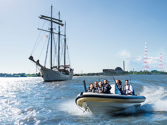 RIB Charter Hamburg