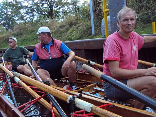 Christoph, Gränne und Wolfgang