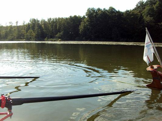Neuwasser auf dem