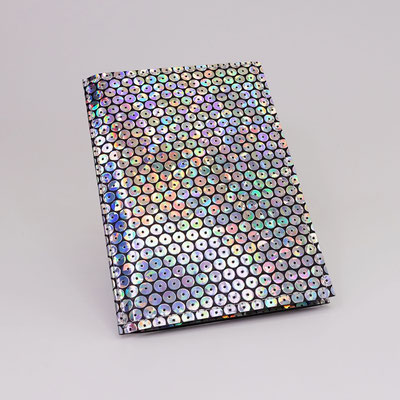 Etui carte-grise en simili disco - Artisanal