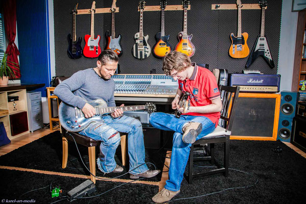 Gitarrenunterricht bei Guitarr Secrets in Nürnberg