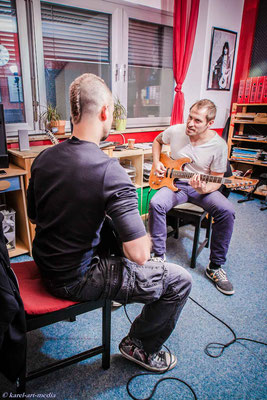 Guitarr Secrets E-Gitarren Unterricht