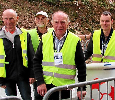 Michel,François,Pierre,Ambroise, les hommes de la Vallée Verte.