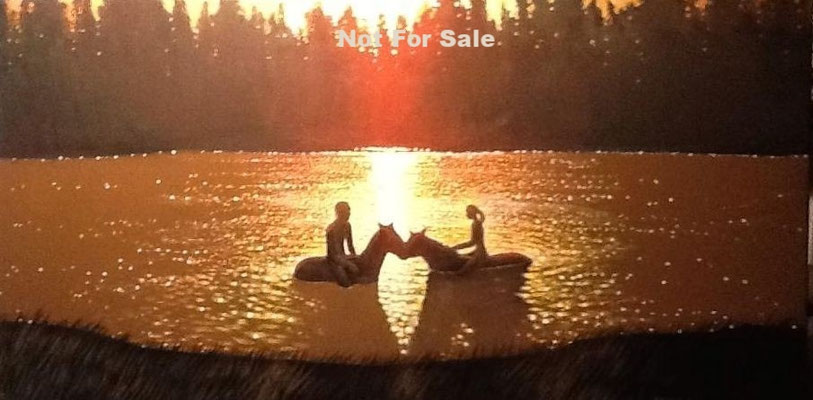 The River/ Not for Sale