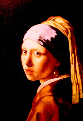 The Girl with the Pearl Earring/After Vermeer Sold