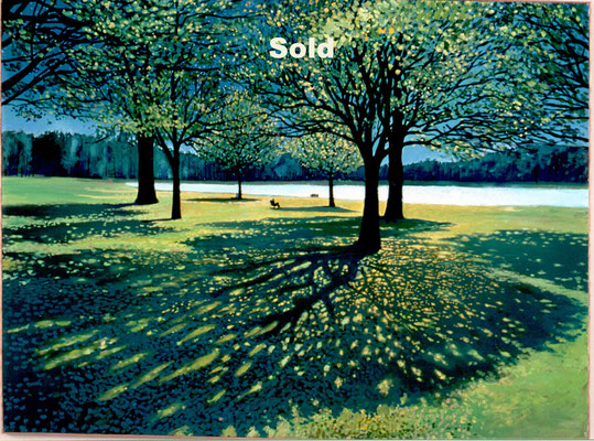 The Green Tree/ Sold
