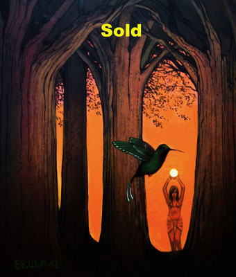 The Light Bringer/ Sold
