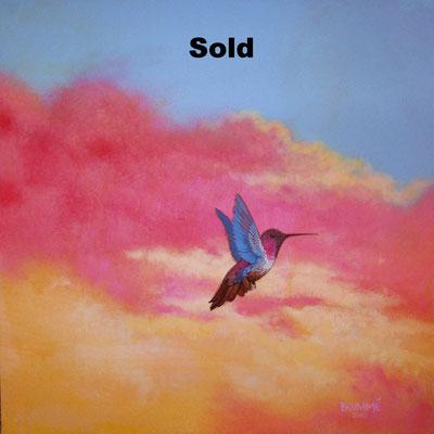 The Cloud Humming Bird/ gift