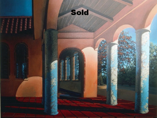 The Hall Way/ sold