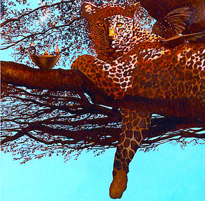 The Leopard/ sold