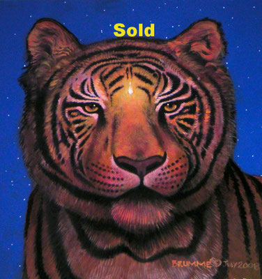 The Tiger/ $3,000/ Sold