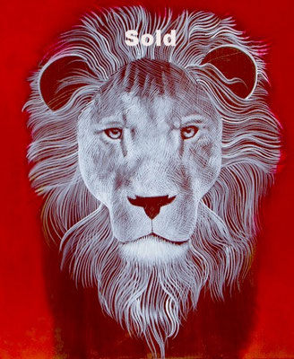 The Red Lion/ Sold