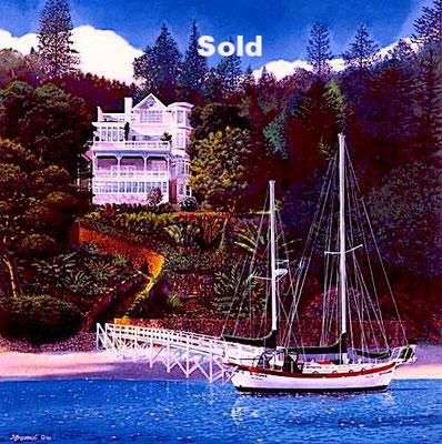 Red Hawk Manor/ $5,000 sold