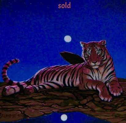 The Tiger and the Moon/ Gift