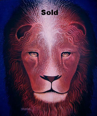 The Crown Lion/ $3,000 /sold
