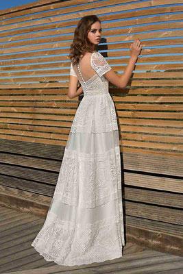 Boho Brautkleid Hochzeitskleid von Metropolitan