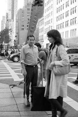 Name unknown | Street cleaner | 5th Avenue