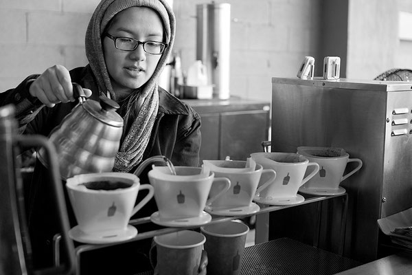 Name unknown | Coffee stand | Highline Park