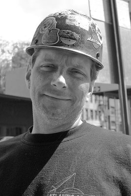 Mike | Construction worker | New Whitney Museum