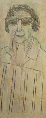 dame-mit-sonnenbrille-2015-kohle-a-pergament-35x60