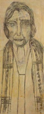 dame-2015-kohle-a-pergament-35x60