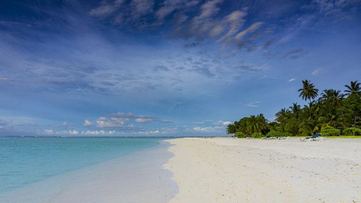 Meeru Island Malediven Indischer Ozean