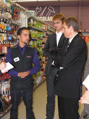 Rencontre employés employeurs