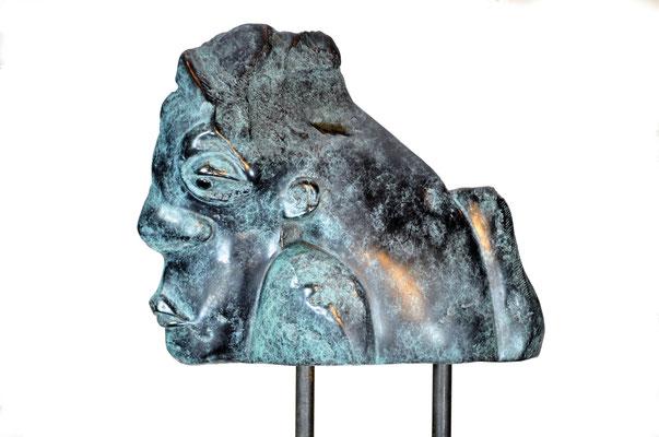 müder krieger | bronze