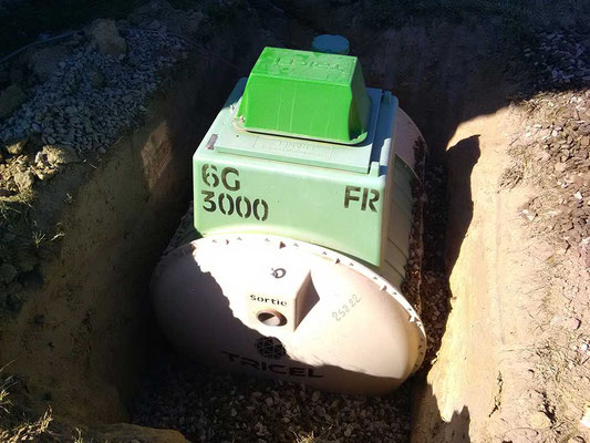 ED-TP assainissement individuelle micro-station