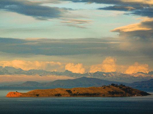 petite île du Pérou