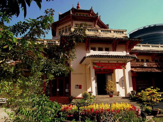 Musée d'histoire de Ho Chi Minh