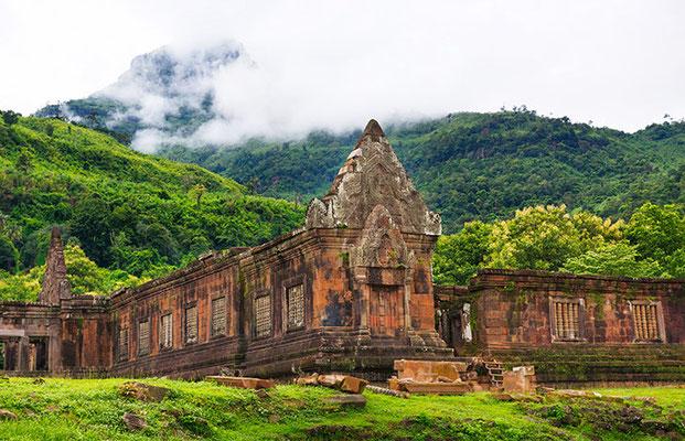 Temple Wat Phou