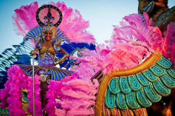 Carnaval au Panama