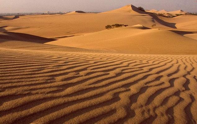désert du Pérou